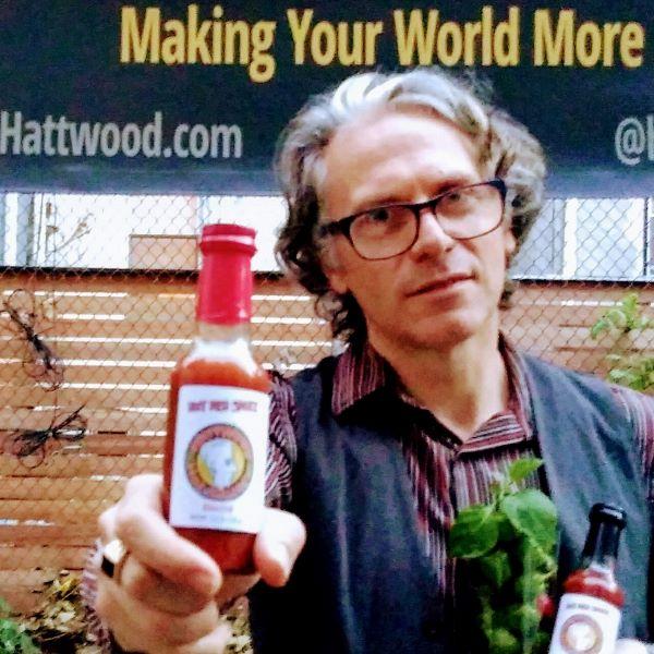 Hattwood Hot Sauce