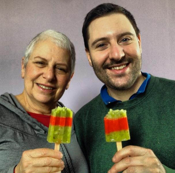 Mom & Icepops